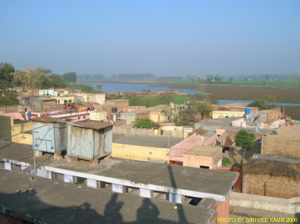 View from Goindwal Sahib